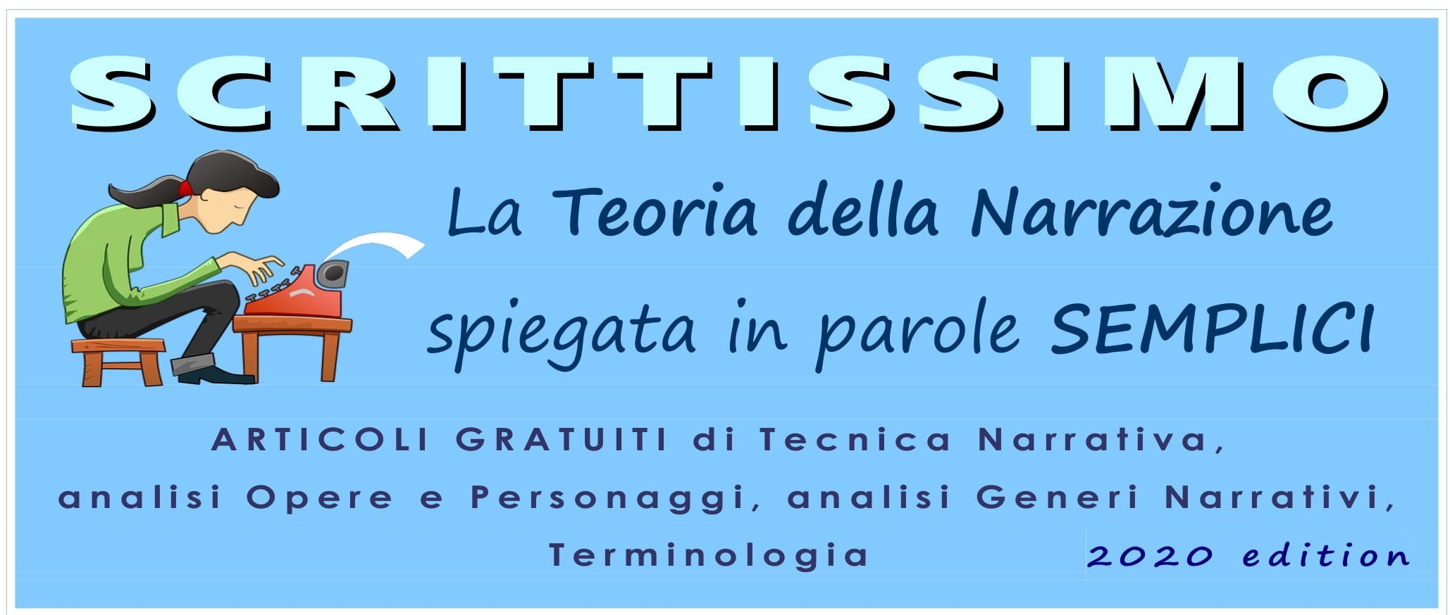 SCRITTISSIMO – come scrivere un libro – how to write a book
